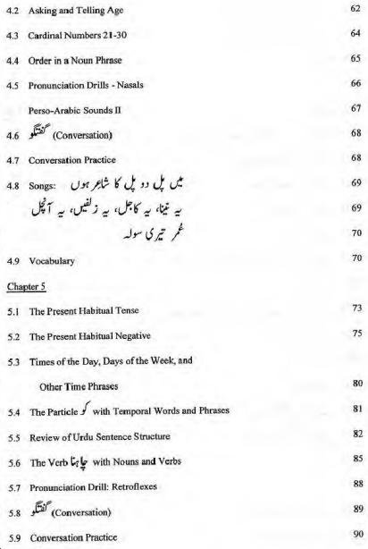 Online pdf books: Lets Study Urdu (English book of Urdu
