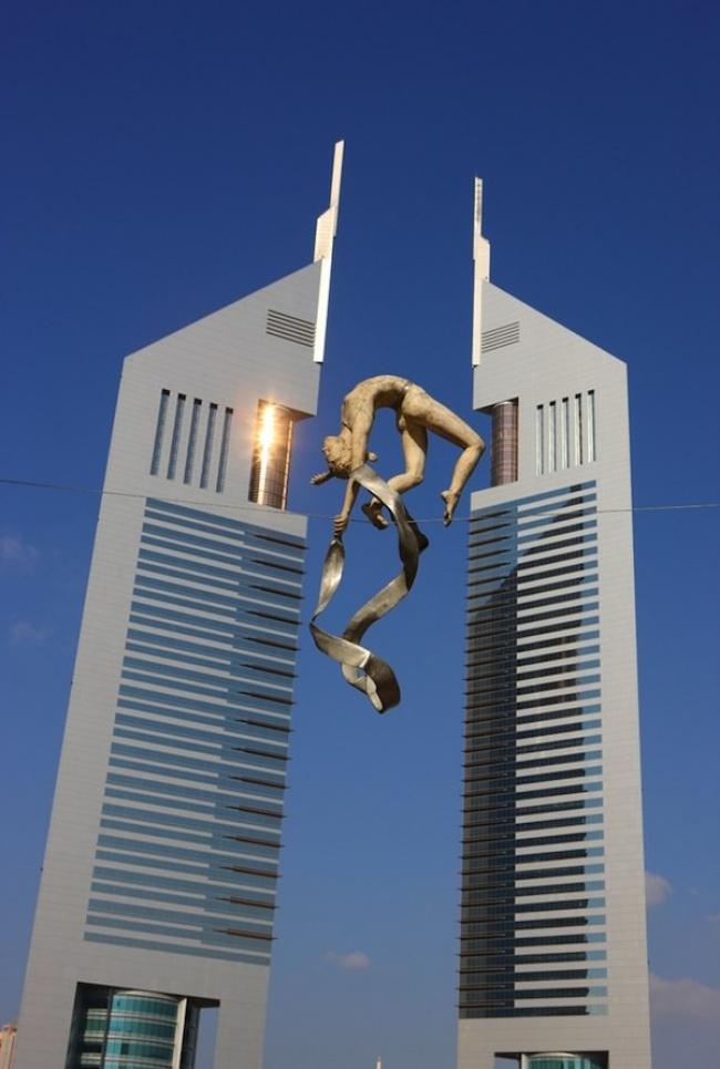 Esculturas impossíveis - Ainanas.com