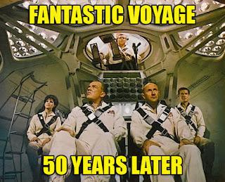 Fantastic Voyage 1966 anniversary