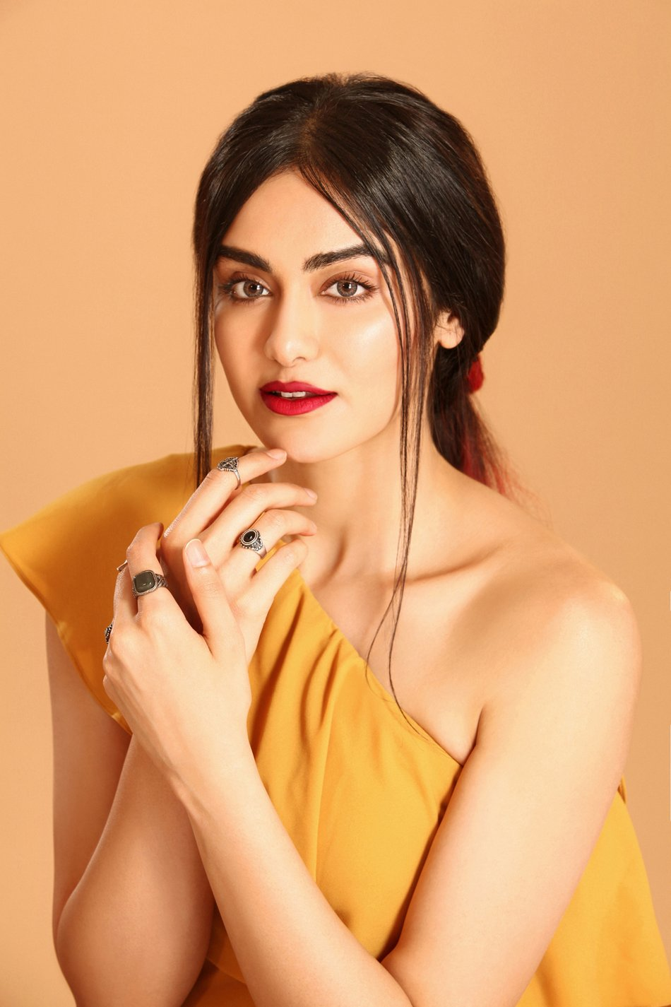 Adah Sharma Femina Magazine May 2017 Hot Photoshoot