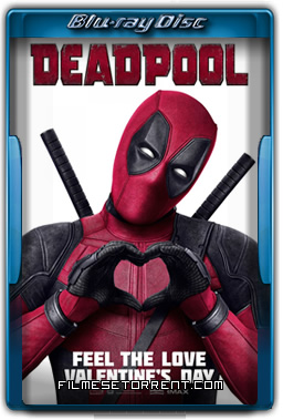 Deadpool Torrent 2016 720p HDRip Dual Audio
