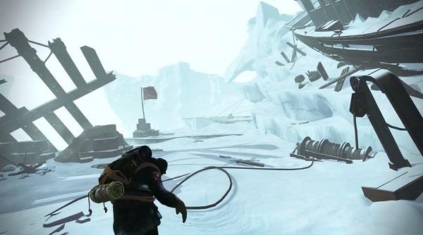 Edge of Nowhere Gameplay