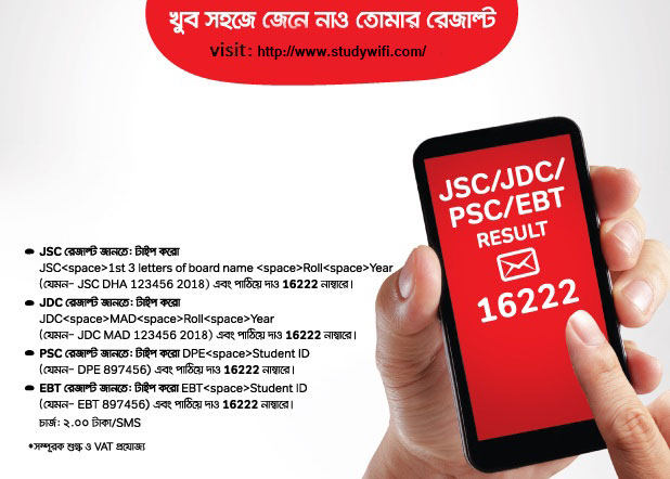 JSC Result 2020 has been published