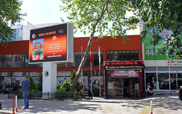 Hasan Ali Yücel Kültür Merkezi
