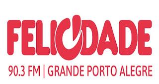 Rádio Felicidade Gospel FM 90,3 de Porto Alegre - Novo Hamburgo RS