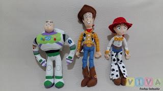 Locação Bonecos Toy Story Porto Alegre