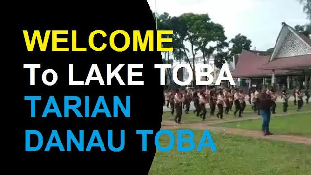 Lagi Viral Lagu TAO TOBA NAULI - Tarian Danau Toba di Siantar