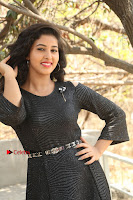 Telugu Actress Pavani Latest Pos in Black Short Dress at Smile Pictures Production No 1 Movie Opening  0266.JPG