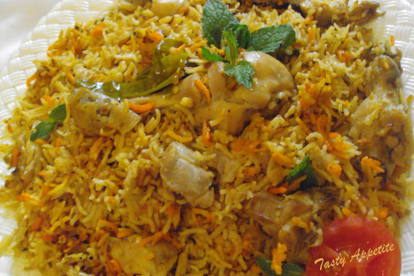 Hyderabadi Biryani Indian Biryani Recipes