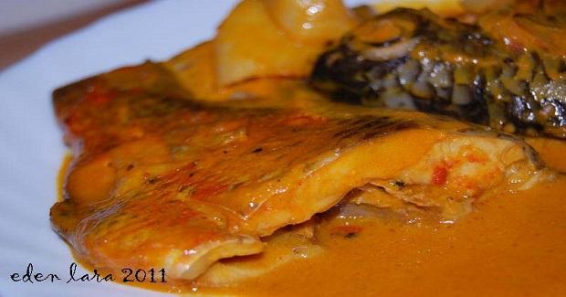 Ginataang Tilapia (Tilapia Fish In Coconut Sauce) Recipe