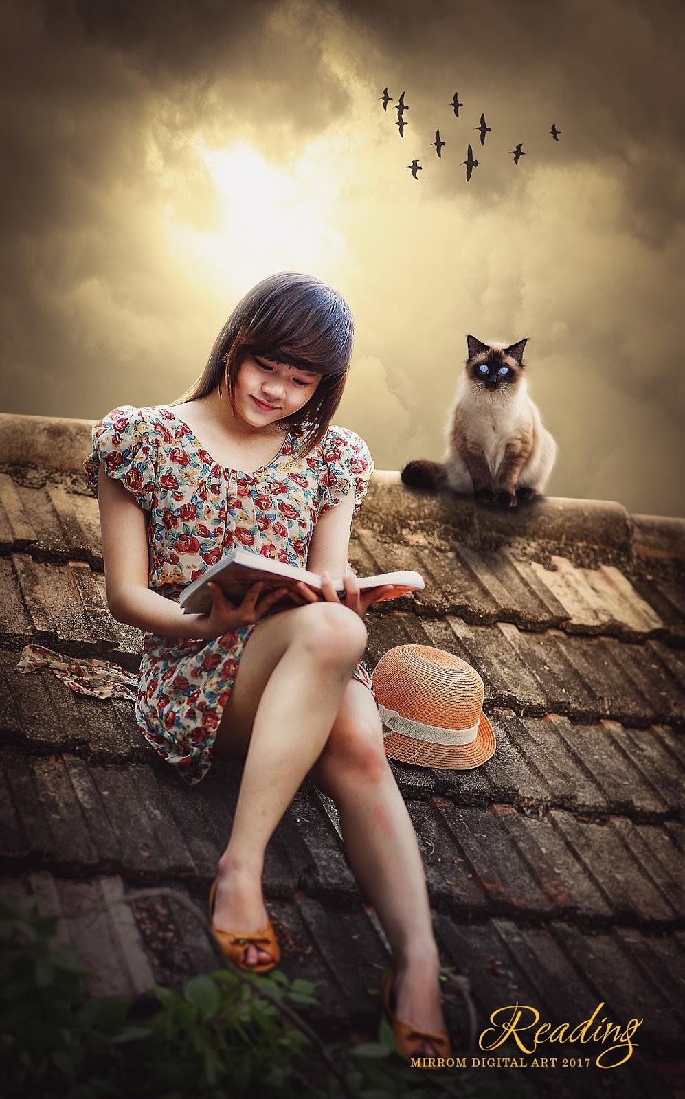 Create an Beautiful Portrait Photo Manipulation With Photoshop