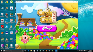 Windows 10 Candy Crush