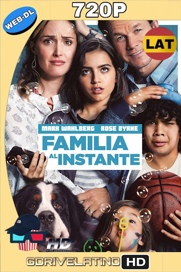 Familia al Instante (2018) WEB-DL 720p Latino-Ingles MKV