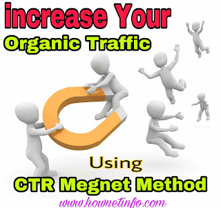 CTR megnet method kya