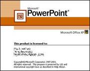 What is software - power point presentation software