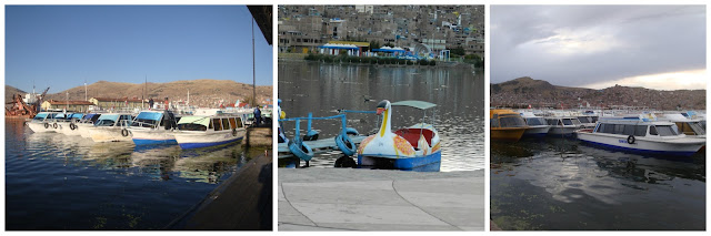 Porto de Puno, Peru