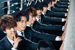 Prince of Legend (2019) - Film Jepang
