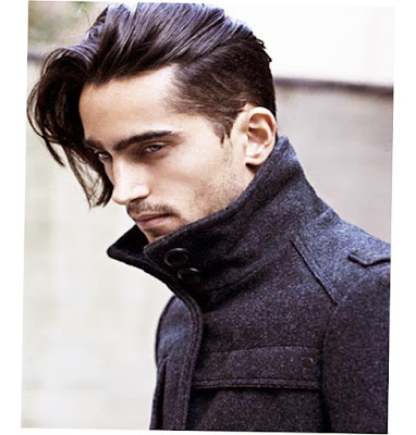 Mens Hairstyles Long In Front Short On Sides Modern Style 2016