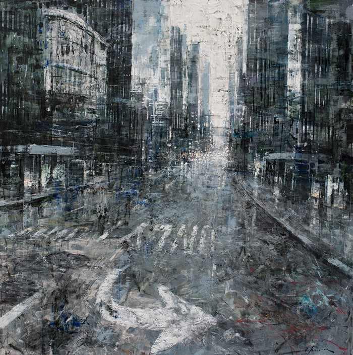 Итальянский художник. Antonio Sannino