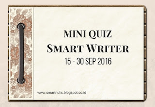 Mini Quiz Smart Writer