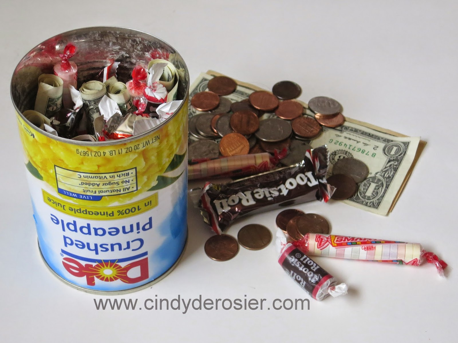 Cindy deRosier: My Creative Life: Creative Ways to Give Money as a Gift