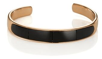 Pamela Love Black Onyx Cuff Bracelet