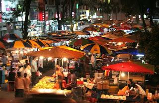 Pasar Malam di Penang