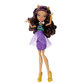 MH A Pack of Trouble Clawdeen Wolf Doll