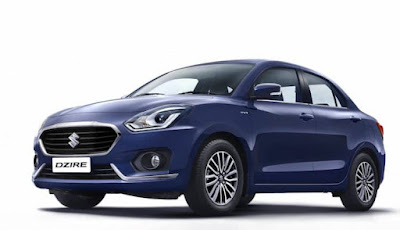 New 2017 Maruti Suzuki Dzire side look