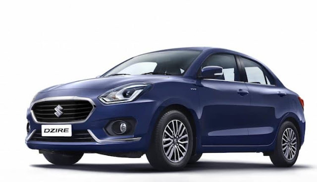 New 2017 Maruti Suzuki Dzire side look