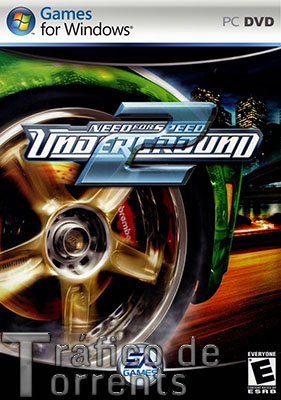 Need for Speed PC Capa