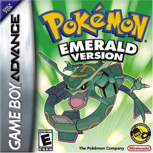Pokemon Emerald Game Shark Codes