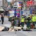 Συγκλονιστικές φωτογραφίες από την επίθεση στη Στοκχόλμη