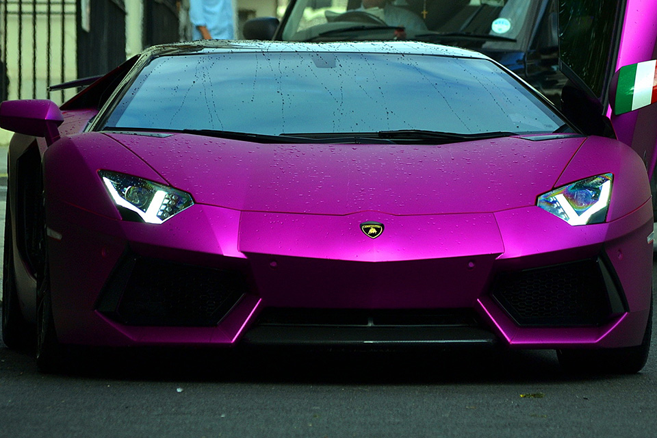 Skrillex Rick Ross Purple Lamborghini Official Video