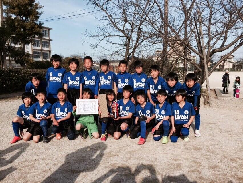U11 糸島新人サッカー大会 優勝!(2日目)