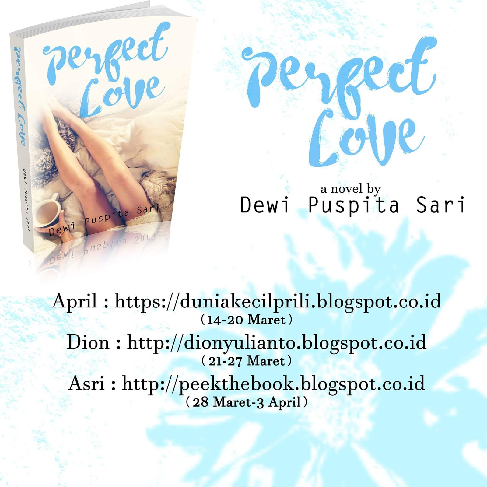 "Blog Tour ""Perfect Love"""