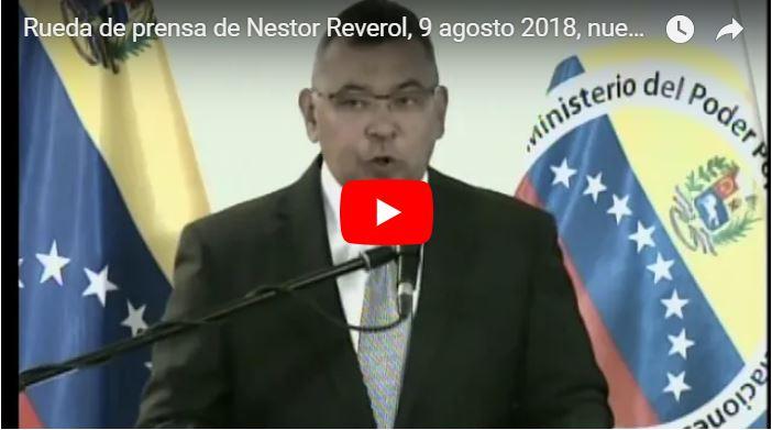 Maduro está escondido porque a la próxima no lo pelan