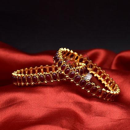 2783fe47a6753 Kollam Supreme Premium Fashion Jewellery: Classic Antique Gold ...