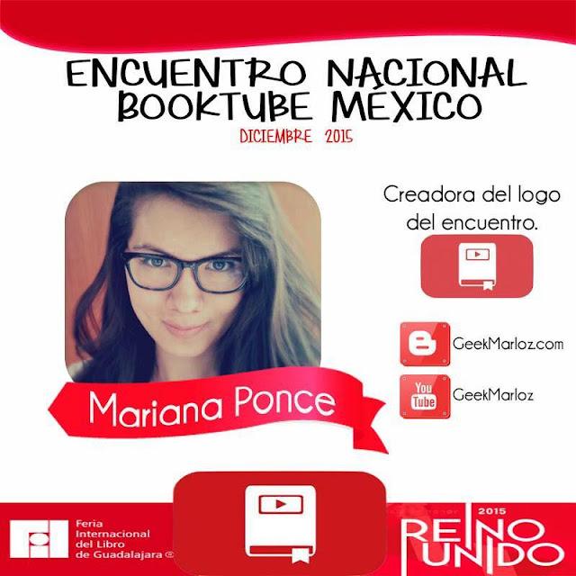 Encuentro Nacional Booktube México 2015