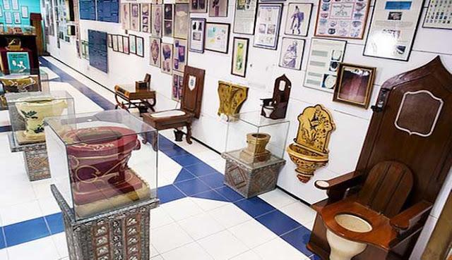 Siapa bilang perjalanan ke museum sanggup menjadi hal yang membosankan 10 MUSEUM PALING ANEH DI DUNIA
