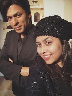 Ashna Habib Bhabna Biography, Hot HD Photos, Wallpapers  WIth Shahrukh Khan