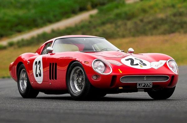 Ferrari 250 GTO Scaglietti