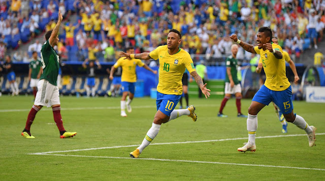 FIFA World Cup 2018: Brazil 2 - 0 Mexico | Neymar Reminded, His footballing Contribution Was Crucial To Brazil's Victory