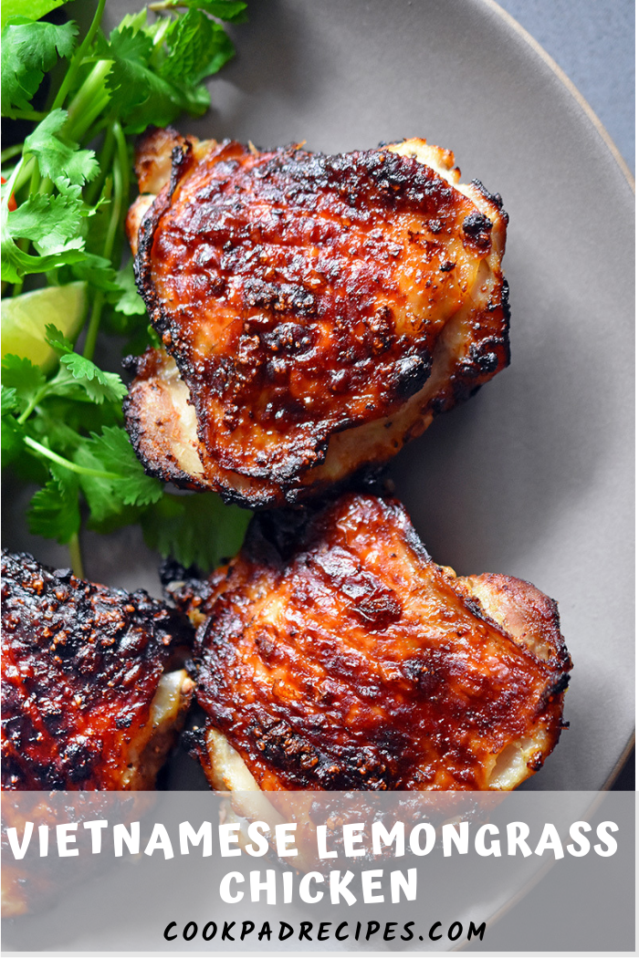 Vietnamese Lemongrass Chicken (Ga Xao Sa) #chicken #chickenrecipes