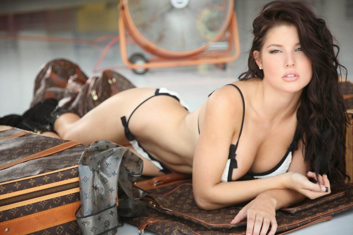 Amanda Rosa Desnuda En H Extremo la guarida del bigfoot: amanda cerny