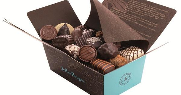 Gagnez des Ballotins de chocolats assortis Jeff de Bruges !