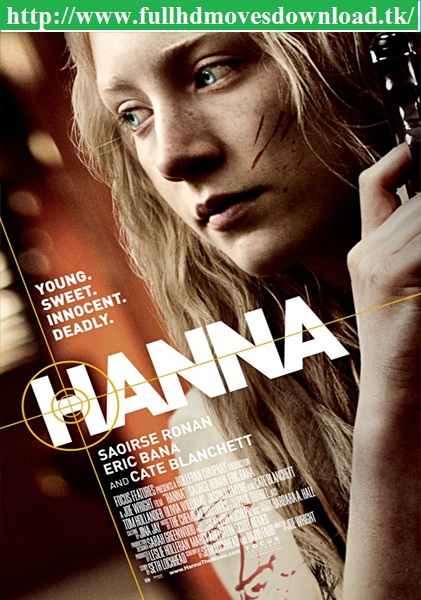 Hanna 2011 Dual Audio BRRip 480p 350Mb x264 Free Download