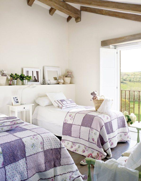 Ideas para decorar dormitorios compartidos chicanddeco