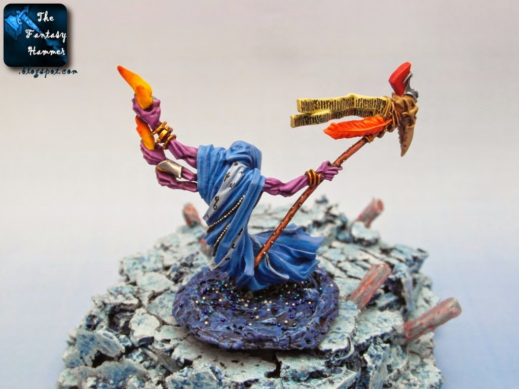 Chaos Daemons Changeling of Tzeentch
