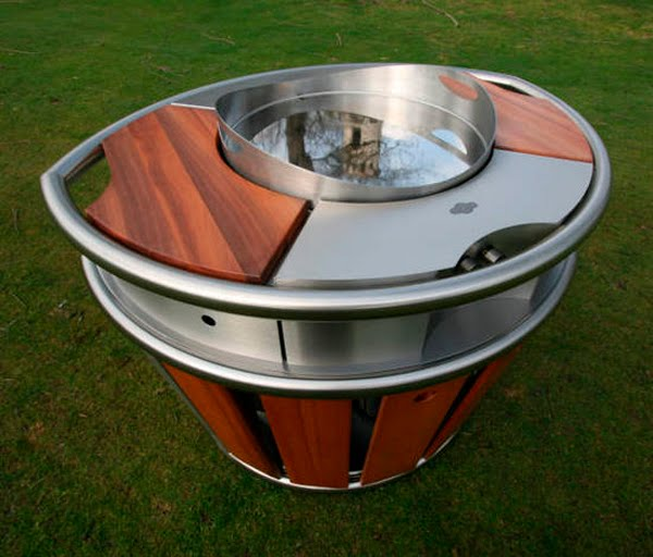 More Smokin Modern Outdoor Grills And Bbqs If It S Hip